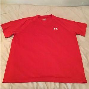 Under armour tee shirt men's xl